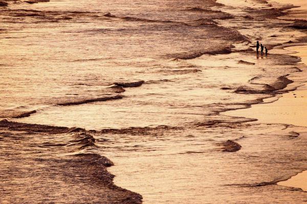 Menorca resebilder tryckta på glas | felix oppenheim